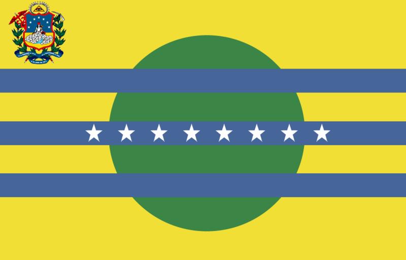 Bolivar Venezuela Flag