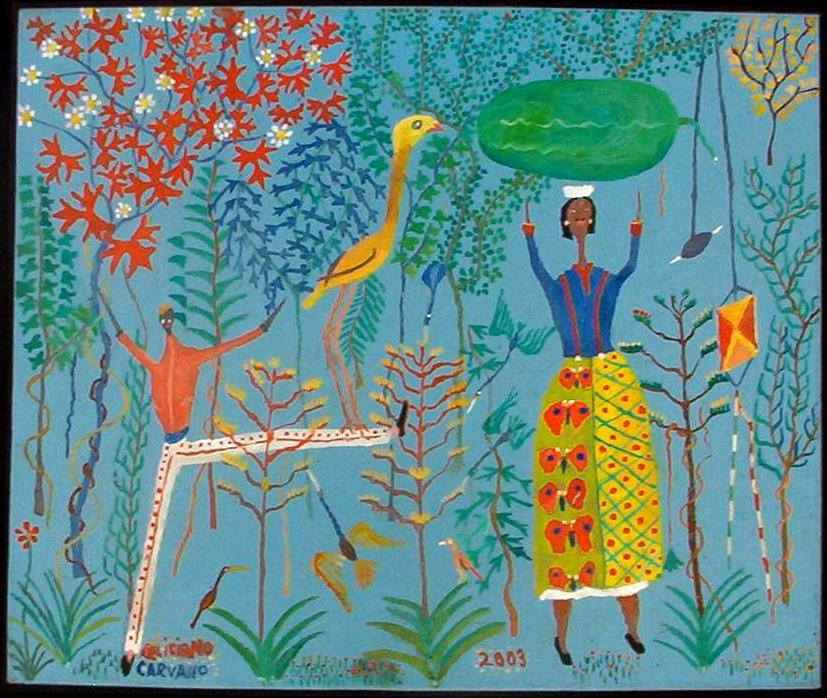 Obras de Arte Popular Arte Popular en Venezuela