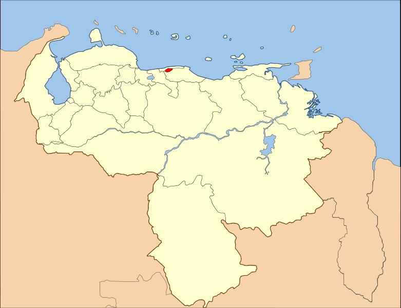 Venezuela: Distrito Capital – Caracas | Olivia2010kroth's Blog