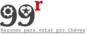 99 Razones para votar por Chávez