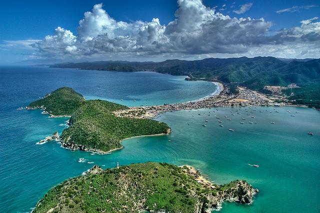 puerto santo, estado sucre