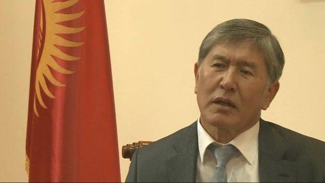 almazbek atambayev 2