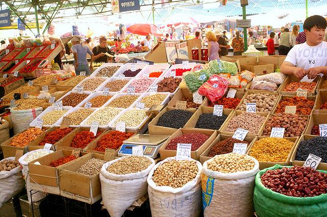 bishkek - osh bazaar