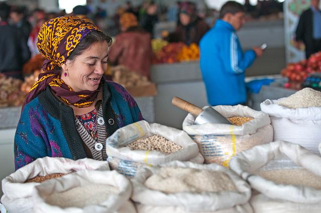 TurkmenBazaar