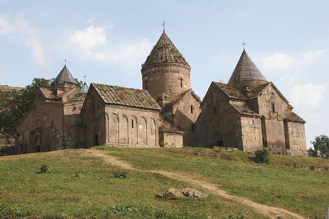 Armenia - Goshanak monastery