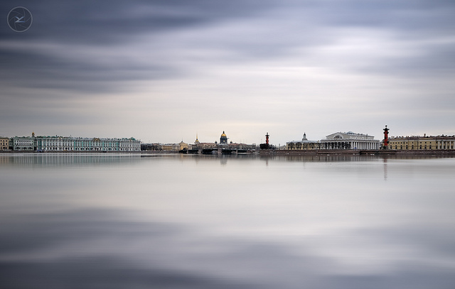 Saint Petersburg Neva