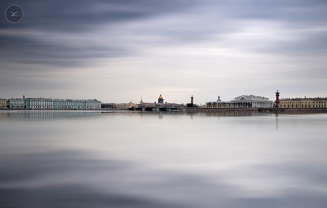 Saint Petersburg Neva