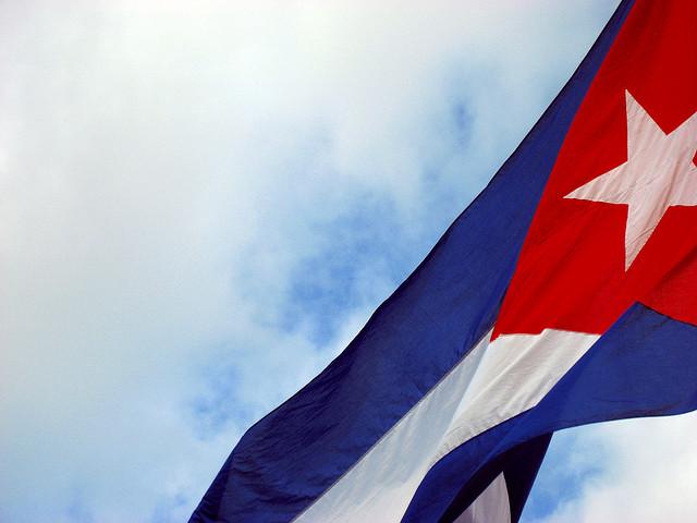 Kuba - Flagge 2