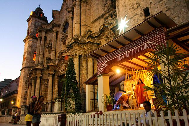 Kuba - Kathedrale in der Altstadt von La Habana