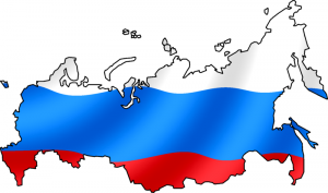 russian-flag-map