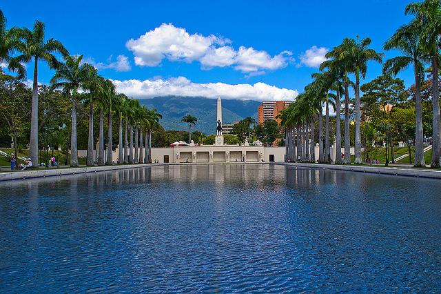 Resultado de imagen de venezuela caracas los proceres