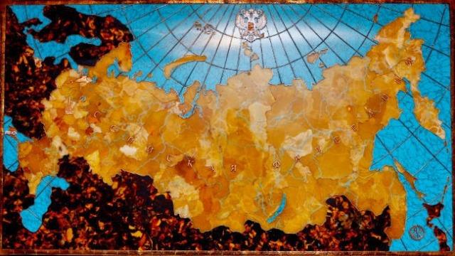 Всё о бегониях и не только...: Янтарная карта России (Amber map of ...